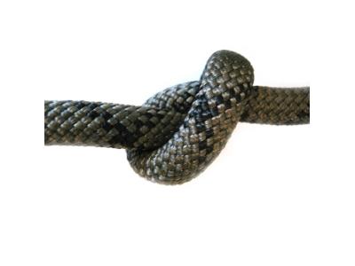 Коломна веревка статическая D-10 мм 48-прядная хаки