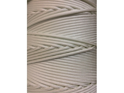Верёвка плетёная полиамидная с сердечником 3 мм